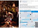 Bảo Duy tung loạt tin nhắn phủ nhận chuyện có người mới sau ly hôn Phi Thanh Vân