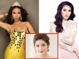 Yến Nhi, Lan Khuê nói gì khi Huyền My 'cướp' cơ hội thi Miss Grand International 2017?
