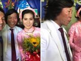 Đạo diễn tài ba Nguyễn Tranh kết hôn với vợ trẻ như hot girl