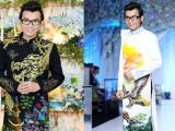 Á vương, bác sĩ Ký Quốc Đạt mang hồn Việt lên sân khấu thời trang gây chú ý với truyền thông