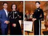 Dàn sao Việt mặc thanh lịch dự tiệc từ thiện của Ngô Thanh Vân