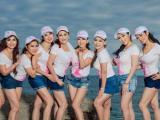 Người đẹp Ms. Vietnam Beauty International Pagenant khoe vẻ đẹp thể thao, đầy quyến rũ trên bờ biển Mỹ