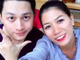 Chân dung chồng đại gia của Trang Trần, dù vợ sai vẫn bênh 'chằm chặp'
