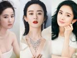 Song Hye Kyo 'mất hút', Triệu Lệ Dĩnh dẫn đầu top 10 'Nữ thần châu Á'