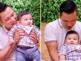Bẵng đi một thời gian, con thứ 3 của Jennifer Phạm đã lớn và đáng yêu thế này
