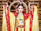 Người mẫu Lý Thu Kiều hóa thân thành huyền thoại Võ  Tắc Thiên đầy quyền lực