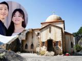 Song Joong Ki - Song Hye Kyo sẽ kết hôn ở công viên theo chủ đề 'Hậu duệ Mặt trời'?