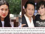 Dương Mỹ Linh 'ngầm' đá xéo vợ cũ Bằng Kiều: 'Đừng ăn nói linh tinh chi cho người ta ném đá rồi lại đi thanh minh'?