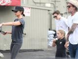 Vợ chồng Beckham đi chơi cùng nhau giữa tin đồn hôn nhân rạn nứt