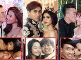 Mỹ nhân Việt vẫn 'hái trái ngọt' dù yêu lại người yêu, chồng cũ của đồng nghiệp