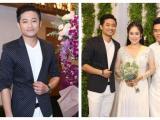 'Tình cũ' Quý Bình bất ngờ đến chúc mừng ngày cưới Lê Phương và chồng trẻ