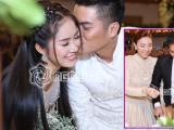 Trực tiếp đám cưới Lê Phương và Trung Kiên: Ngân Khánh lần đầu tình tứ bên chồng đến dự đám cưới Lê Phương