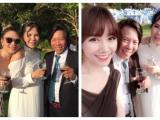 Mỹ Tâm, Hari Won cùng nhiều sao Việt dự đám cưới của đạo diễn Nguyễn Tranh lấy vợ kém 25 tuổi