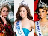 Nếu muốn đăng quang Hoa hậu Thế giới, Đỗ Mỹ Linh phải vượt qua những đối thủ 'đáng sợ' này