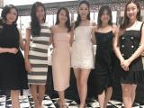 Á hậu Ngô Trà My mừng sinh nhật bên ông xã và dàn Hoa hậu