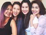 Bà xã Phạm Anh Khoa - người bạn thân vô danh nhất của Tăng Thanh Hà