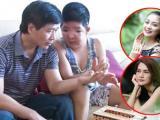 Sao Việt cảm phục trước tình phụ tử Quốc Tuấn dành cho con trai
