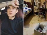 Dương Triệu Vũ 'tá hỏa' khi nhà ở Mỹ bị trộm phá tủ sắt cuỗm hết tiền mặt