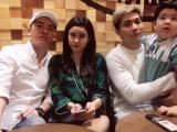 Sau tuyên bố đã chính thức ly hôn, Tim và Trương Quỳnh Anh lại thân thiết bên nhau
