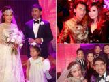 Sao Việt ở hải ngoại 'nô nức' dự đám cưới ca sĩ Ngọc Hạ