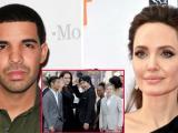 Phản ứng của các con Angelina Jolie khi mẹ bị 'thả thính'
