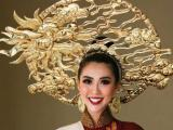Tường Linh dẫn đầu bình chọn top 10 thí sinh được yêu thích tại Hoa hậu Liên lục địa