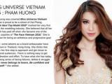 Phạm Hương được tạp chí Ý đánh giá là ngôi sao giải trí hàng đầu Việt Nam