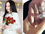 Dính hàng loạt bê bối giật chồng, sao 'Hồng Lâu Mộng' vẫn được thiếu gia nhà giàu cầu hôn bằng nhẫn kim cương khủng