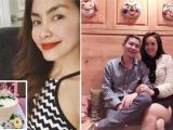 Tin sao Việt 18/3/2018: Tăng Thanh Hà làm bánh sinh nhật mừng con gái 1 tuổi, Công Lý đưa bạn gái đi chơi 'hâm nóng' tình cảm