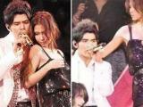 Ảnh Angelababy năm 18 tuổi làm vũ công trong show của Châu Kiệt Luân gây chú ý