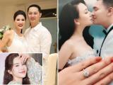 Tin sao Việt 21/3/2018: Trang Trần hứa cho Nam Em '1 vé đi nhanh' nếu có cảm xúc với chồng mình, Khắc Việt tặng nhẫn cho vợ trước khi cưới