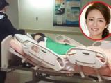 Thai ngoài tử cung, sao nữ 'Ỷ Thiên Đồ Long ký' mất con đầu lòng phải nhập viện phẫu thuật khẩn cấp