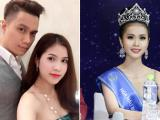 Tin sao Việt 22/4/2018: Việt Anh nói gì khi vợ bị tố bán kem trộn? Tân HH biển Việt Nam lên tiếng trước tranh cãi về bằng cấp của mình