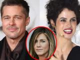 Jennifer Aniston dằn mặt, đấu tranh giành lấy Brad Pitt từ tay nữ kiến trúc sư?