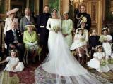 Ảnh trong đám cưới của Hoàng tử Harry và Công nương Meghan Markle chính thức được công bố