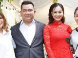 Học trò Đàm Vĩnh Hưng - Hà Thúy Anh lên xe hoa với quản lí