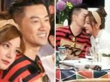 Chồng Triệu Vy ắt phải nổi cơn ghen khi nhìn thấy cảnh cô tình tứ với Tô Hữu Bằng như thế này