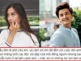 Huỳnh Anh nhắn nhủ khi bạn gái về Bỉ: 'Con điên đáng yêu của anh... anh yêu em'