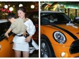 Ngọc Lan vỡ oà hạnh phúc khi được chồng tặng ô tô tiền tỷ trong tiệc sinh nhật