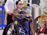 Tuổi 68 gắn liền với chiếc xe lăn của 'Võ Tắc Thiên' Tư Cầm Cao Oa