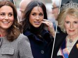 Màn 'trả đũa' cao tay của Meghan và Kate trước thủ đoạn 'chơi xấu' con dâu từ mẹ chồng Camilla