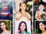 So ảnh thời nhỏ của Top 3 Hoa hậu Việt Nam 2018: Ai dậy thì thành công nhất?