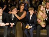 Vợ chồng David Beckham đang chờ đợi em bé thứ 5 chào đời, 4 con phản ứng ra sao?