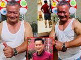 Bố BTV Hoa Thanh Tùng 72 tuổi vẫn sở hữu thân hình lực lưỡng chẳng kém thanh niên