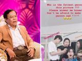 Tin sao Việt 24/9/2018: Nhạc sĩ Vinh Sử 'minh oan' cho mình khi mang tiếng 7-8 đời vợ; Sơn Tùng M-TP bị chỉ trích vì một câu nói đùa