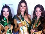 Phương Khánh đạt huy chương bạc trong phần thi trang phục áo tắm tại Hoa hậu Trái Đất 2018