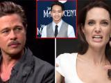 Con trai cả của Angelina Jolie - Brad Pitt bỏ nhà sang Hàn Quốc vì không thể chịu được cuộc chiến giữa bố mẹ