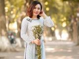 """Nữ diễn viên Phan Kim Oanh tái xuất phim hài Tết """"Làng ế vợ"""""""