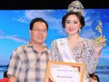 Hotgirl Võ Hồng Nhung đăng quang Á quân Nét đẹp công sở 2018
