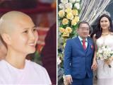 Thí sinh Hoa hậu Việt Nam 2014 từng xuống tóc đi tu bất ngờ bị tố 'cướp chồng'